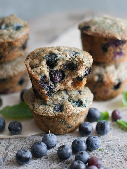 Food Healthy Muffins (2)