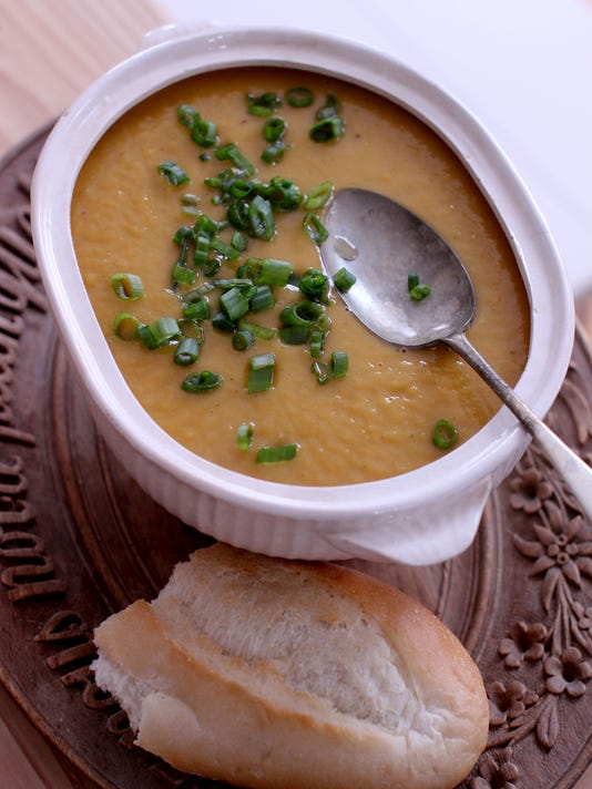 Food Healthy Creamy Soup