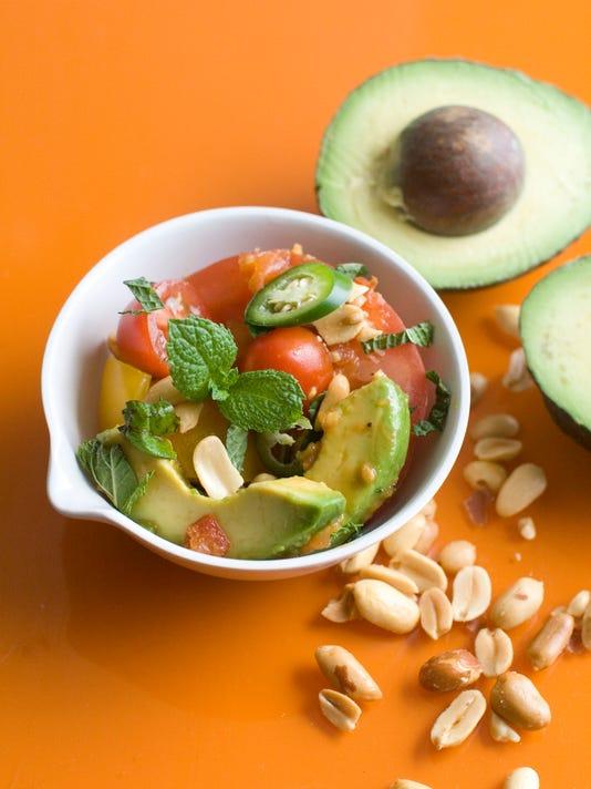 Food Healthy Tomato Salad (2)