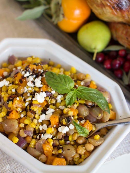 Food Thanksgiving Succotash (4)