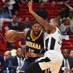 Insider: Pacers offensive struggles start once teams switch
