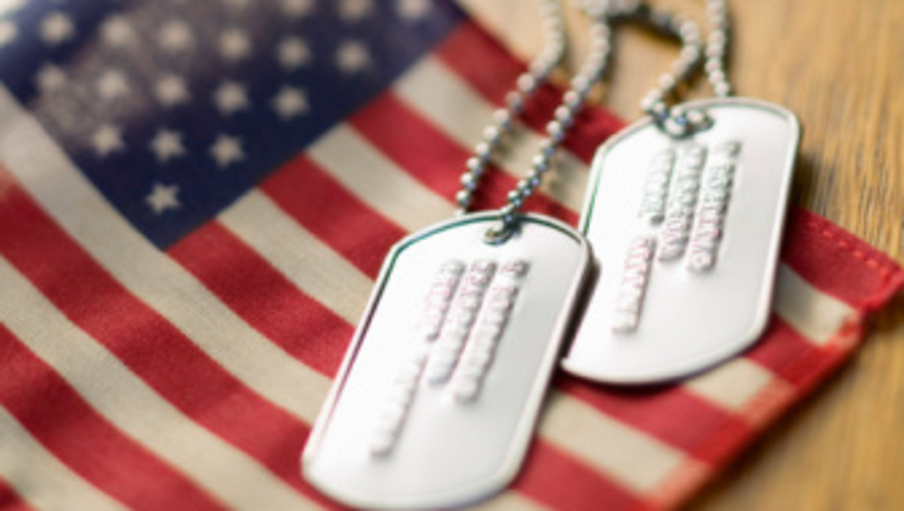 Cape C Woman Accidentally S Husband Military Jewelry In Garage
