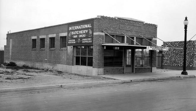 International Hatchery, 1616 Texas street.