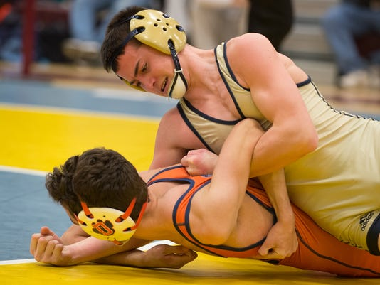 Sports: Milford Wrestling Invitational2