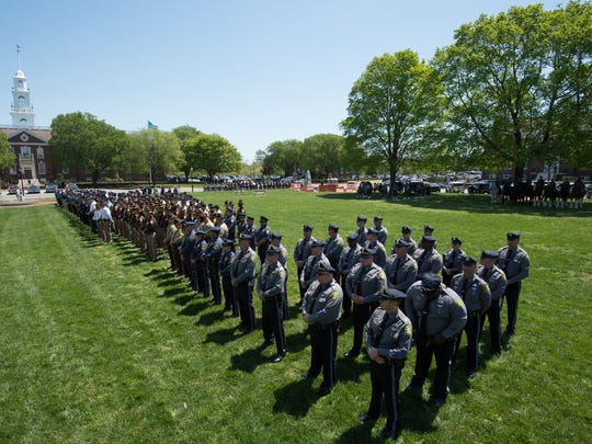 46th Annual Delaware Law Enforcement Officers Memorial