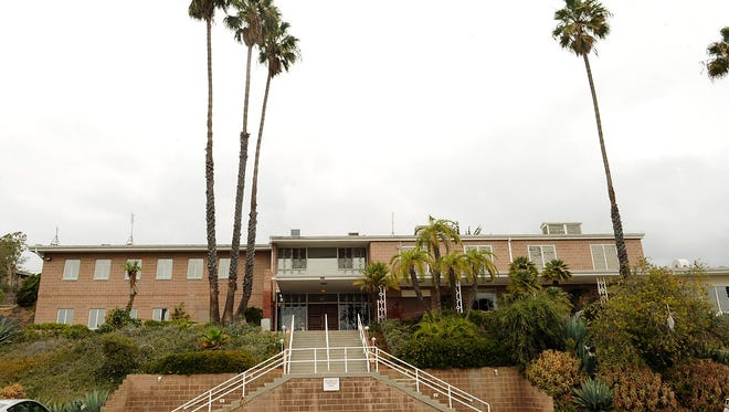 The Poinsettia Pavilion is at 3451 Foothill Road in Ventura.