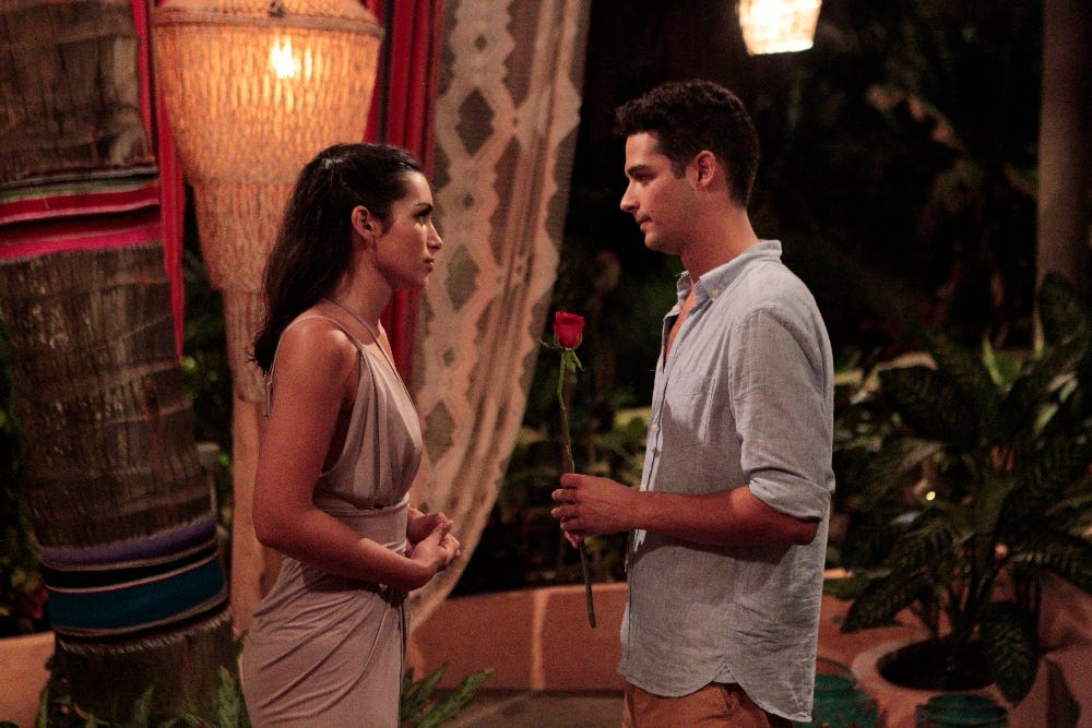 Who Is Wells Dating Bachelor In Paradise