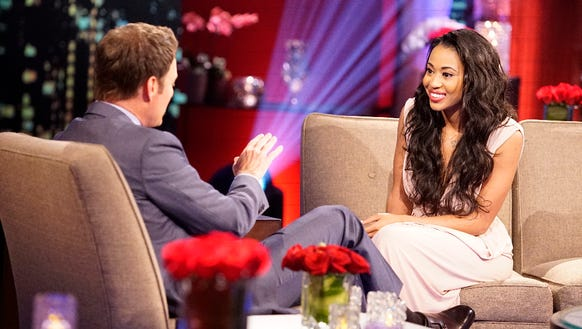 Jubilee and Chris Harrison on the Women's Tell All