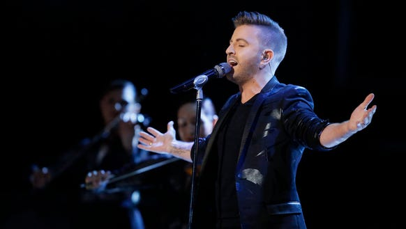 Billy Gilman.