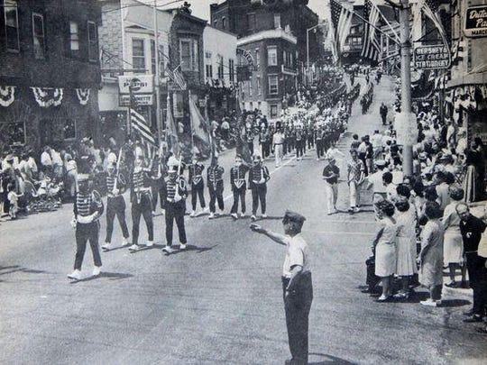 Boonton parade