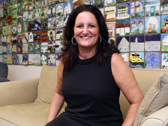Jen Lamia is the new superintendent of the Byram Hills