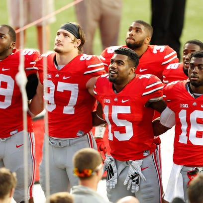 Joey Bosa (97) and the Ohio State Buckeyes have had