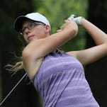 Plymouth alum Chipman takes lead at Women's Amateur Championship