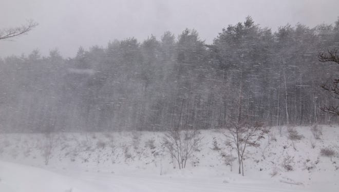 New Jersey is under a winter storm watch issued by the National Weather Service.