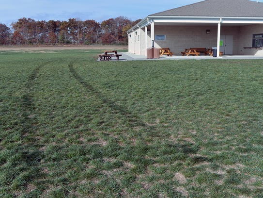 The Millville Soccer Association complex was vandalized