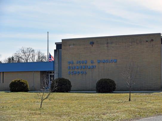 Winslow Elementary School in Vineland.