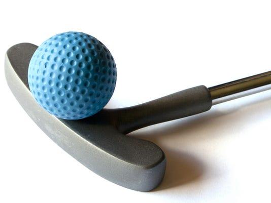 Mini Golf Material - 08