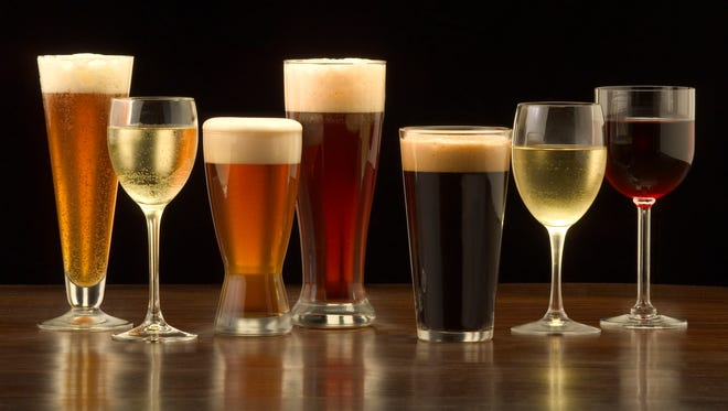 Don't forget craft beer and a good wine on your holiday shopping list.