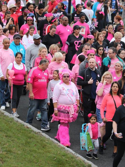Making Strides Cancer Walk
