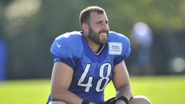 Once again, Muhlbach 'our guy' as Lions' long snapper