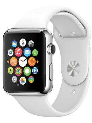From fitness info, maps and custom watch faces to calls, texts and emails, smartwatches will be a big deal in 2015 Ð including the Apple Watch, due out sometime this spring. (Gannett)