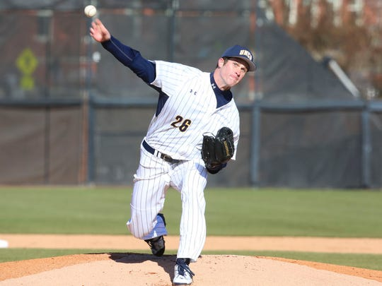Johnson City graduate Ryan Clark has a 2.49 ERA for the Double-A Mobile BayBears.