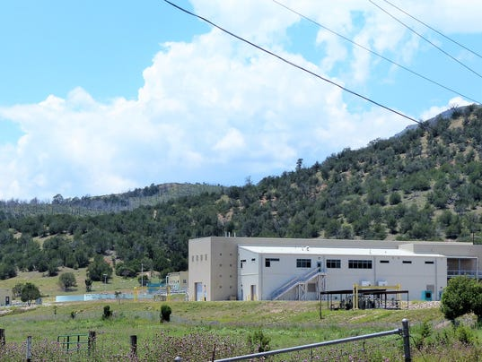 regional wastewater treatment plant