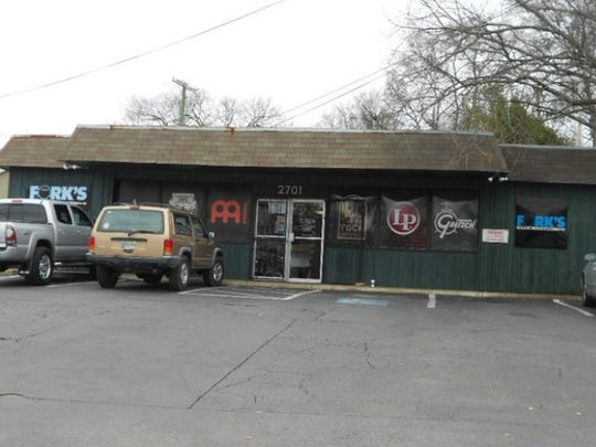 Fork's Drum Closet plans to relocate after owner Gary Forkum sold his 12South building.