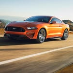 2018 Mustang GT will be Ford's fastest ever