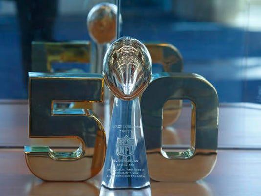 Lombardi Trophy, Denver Broncos