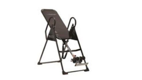 An inversion table