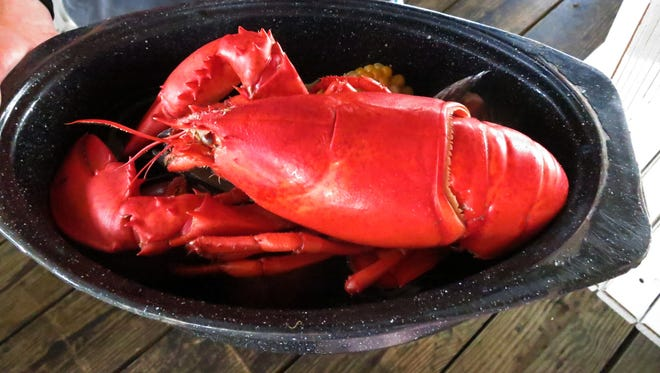 In Bar Harbor, Maine, casual restaurants called lobster pounds serve fresh, whole lobster.