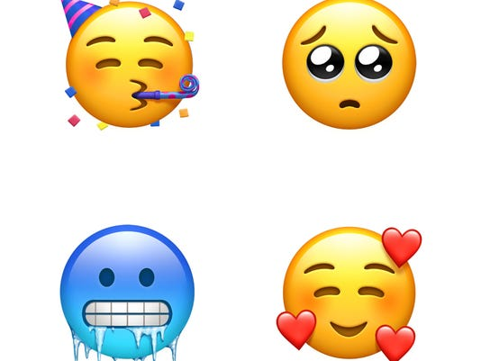 Apple Unveils More Than 70 New Emojis Ahead Of World Emoji Day