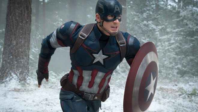 """Steve Rogers (Chris Evans) is joined by a number of familiar faces in """"Captain America: Civil War."""""""