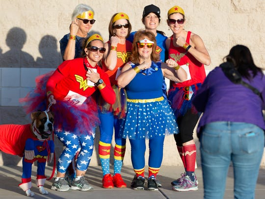 The Wonder Women, a support group at Mesilla Park Community