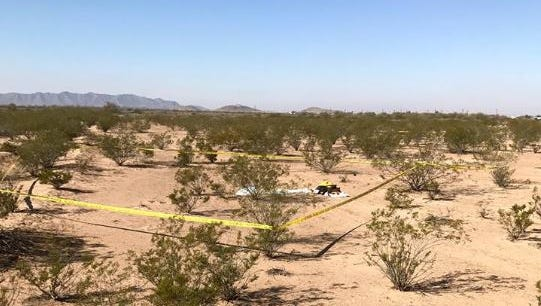 A skydiver suffered serious injuries Jan. 18, 2017, after a mid-air collision rendered him unconscious and he made a hard landing in Eloy.