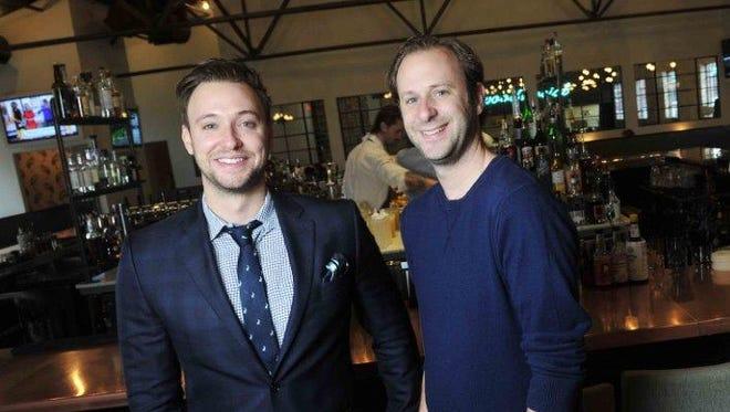 Max and Ben Goldberg of Strategic Hospitality.