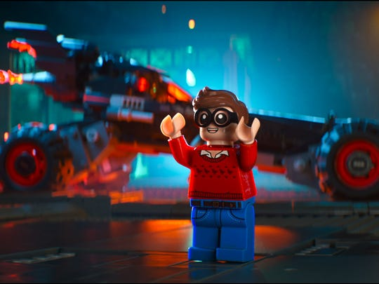 """In """"The LEGO Batman Movie,"""" Dick Grayson is Robin's alter ego."""