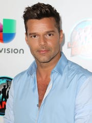 Ricky Martin moved his charity golf tournament from
