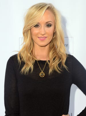 Nastia Liukin attends The Resolution Project's Resolve 2014 Gala at The Harvard Club on October 16, 2014 in New York City.