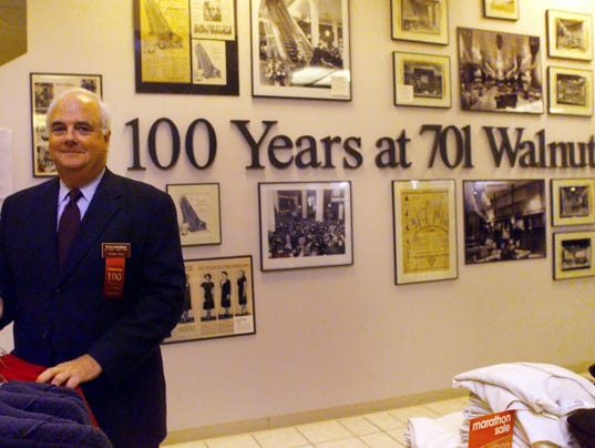 FRANK KULP YOUNKERS 100TH ANNIVERSARY