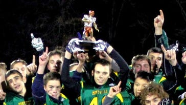 Montville Twp. Broncos A Football Team is honored for 'Super Bowl'