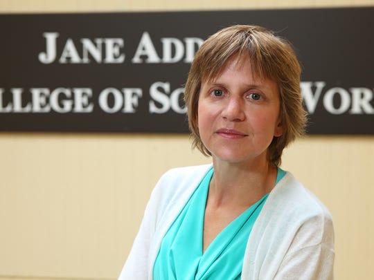 Amy Watson, a University of Illinois sociologist
