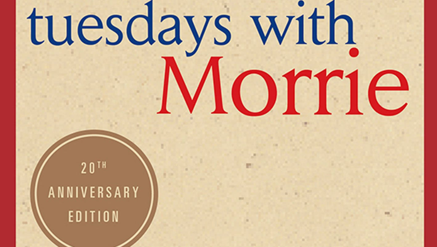mitch alboms tuesdays with morrie essay Free essay: critical analysis of tuesdays with morrie by mitch albom tuesdays with morrie, written by mitch albom, is a story of the love between a man and.