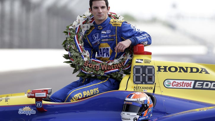 "Indy 500 winner Alexander Rossi says he is ""very much looking forward to"" coming to Motown this week for the Chevrolet Detroit Belle Isle Grand Prix."