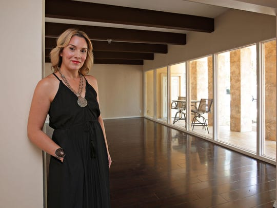 Allison Irwin, owner of Homes by 1962, launched her Phoenix firm, which renovates single-family homes with a mid-century modern design style, last year.