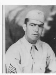1st Sgt. Hiram H. Collins, namesake of Capt Hiram's