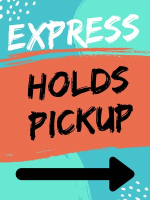 Now you can pickup and checkout in person. No appointment required. The library has turned the Wakelin Room into the biggest holds pickup area you've ever seen!