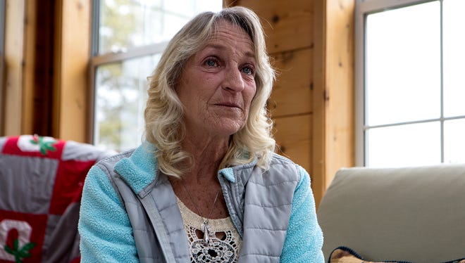 Diane Noland lost both her son, Ian, and husband to overdoses. Her son died in April 2016.