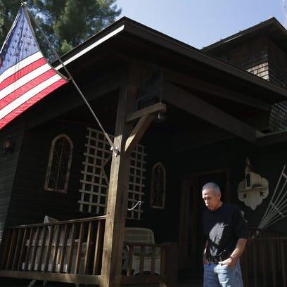 Fred Flom, a Menasha native and former U.S. Air Force